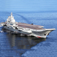 1/1600 Scale Aircraft Carrier Ship Navy Liaoning Battleship Warship Model Toy Model Alloy Metal Diecast Model For Collection Toy