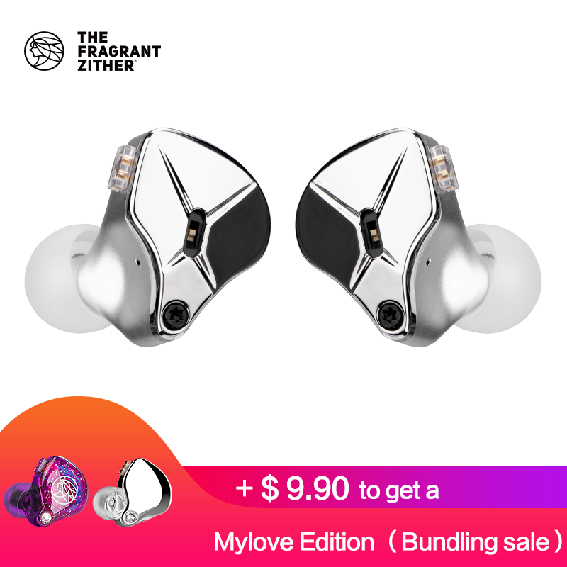 TFZ HIFI Moving coil Earbuds in Ear Wired Earphones and Mode adjustment, Deep Bass, Noise Isolating Earphones for  Cell  Phone