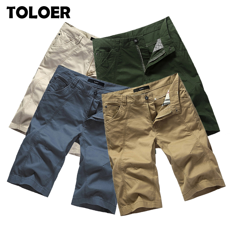 Cargo Shorts New Army Camouflage Tactical Shorts Men Cotton Loose Work Casual Short Pants Plus Size