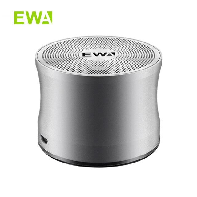 Altoparlanti portatili EWA A109 Wireless Bluetooth Connect Bluetooth 3d surround speaker subwoofer Connect per telefono/Tab/PC