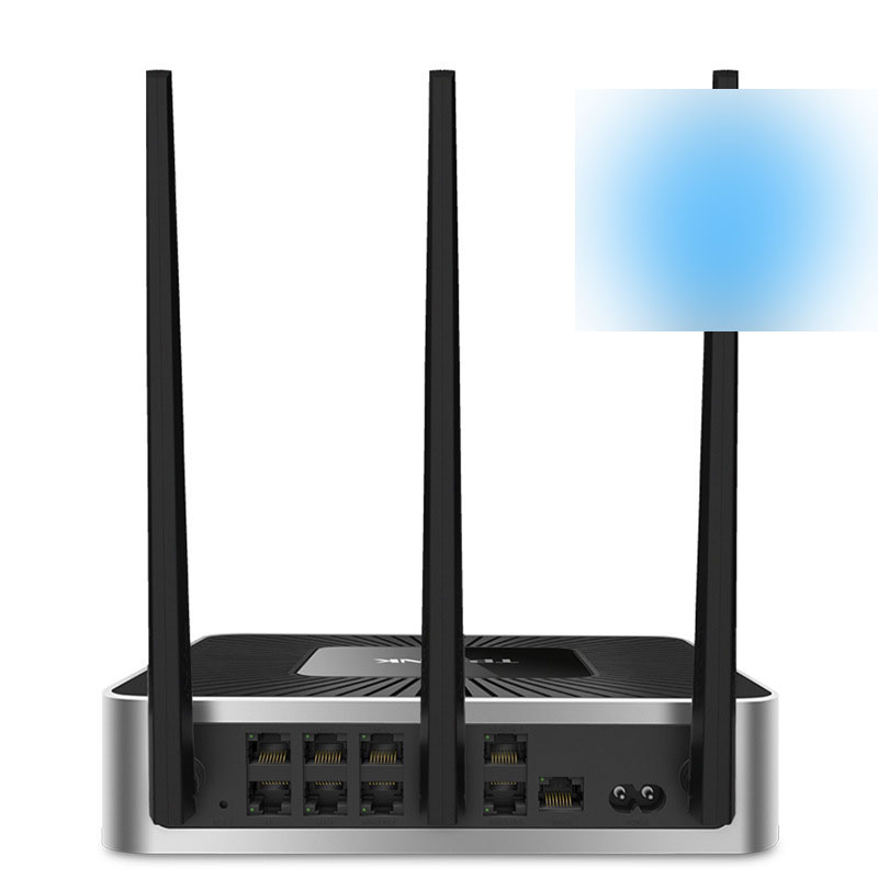 TP-Link Tl-war458l Multi-wan Mouth 9-to-Mouth Behaviour Management Gigabit Wireless Router TP Link