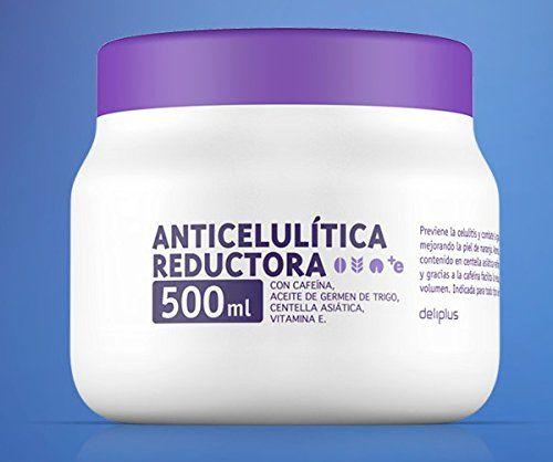 Deliplus Reductive Anti-cellulite Cream - Saving Package (2 X 500ml)