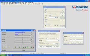 Image 5 - דוד מכשיר אבחון עבור Webasto Thermo למעלה C, E, P, S, T, V, Z & Eberspacher אדית