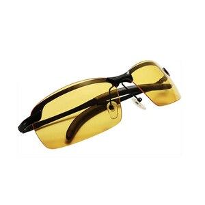 Image 4 - แว่นตาSunสำหรับชายNight Visionแว่นตากันแดดผู้ชายผู้หญิงแว่นตาแว่นตาUV400 Sunแว่นตาDriver Nightขับรถแว่นตา