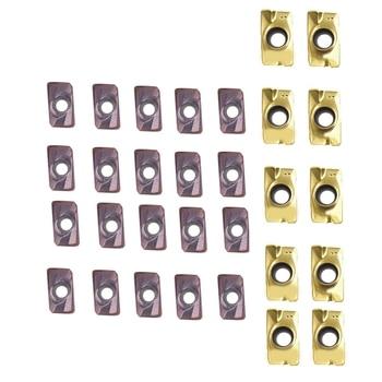 APMT1604 PDER DP5320 Milling Carbide Insert Lathe Milling & APMT1135 H2 VP15TF Turning Tool Carbide Insert APMT 1135