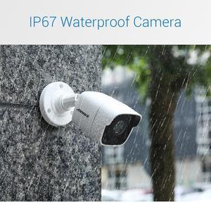 Image 5 - ANNKE 8CH 5MP לייט 5IN1 Ultra HD וידאו אבטחת מצלמה מערכת H.265 + עם 8PCS 5MP עמידה Bullet חיצוני ערכת מעקב