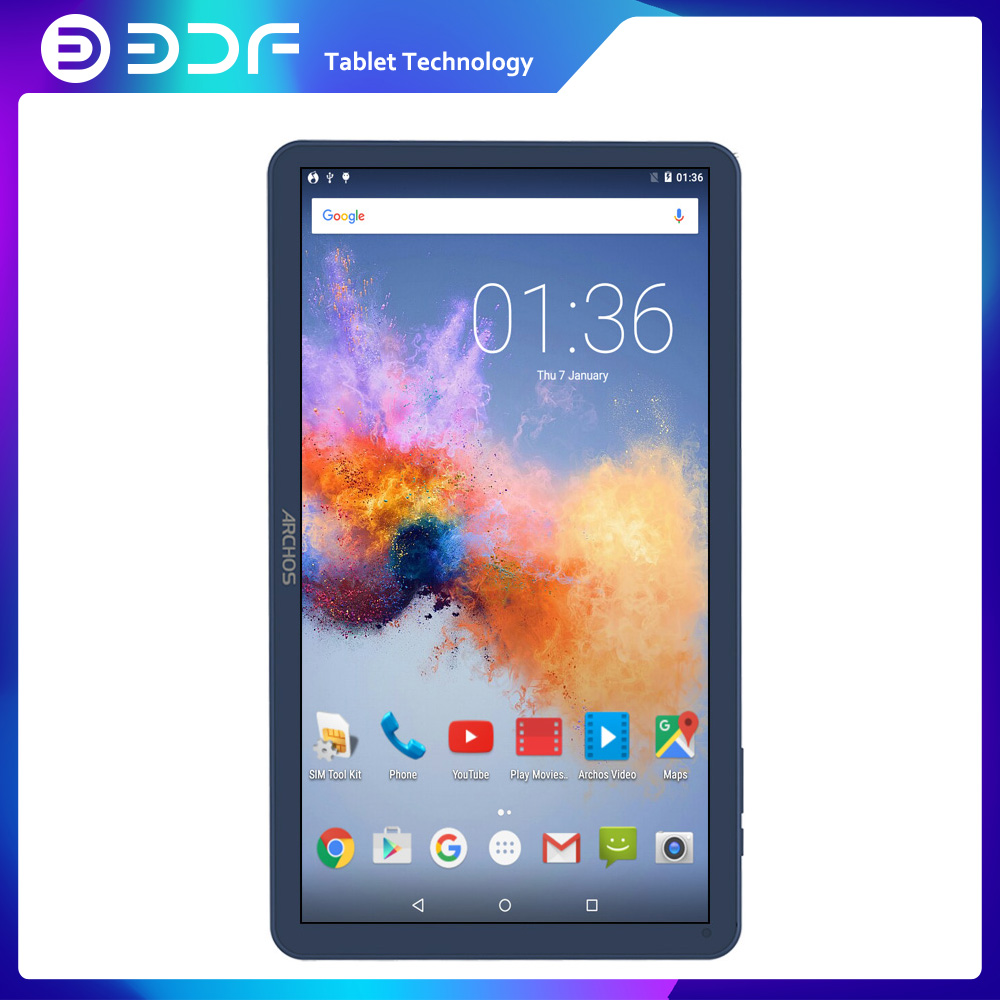 2020 New Design Tablet Pc Android Tablets Pc Quad Core Mobile Phone Call SIM Card 1GB+16GB WiFi Bluetooth Dual SIM Card 3G Work