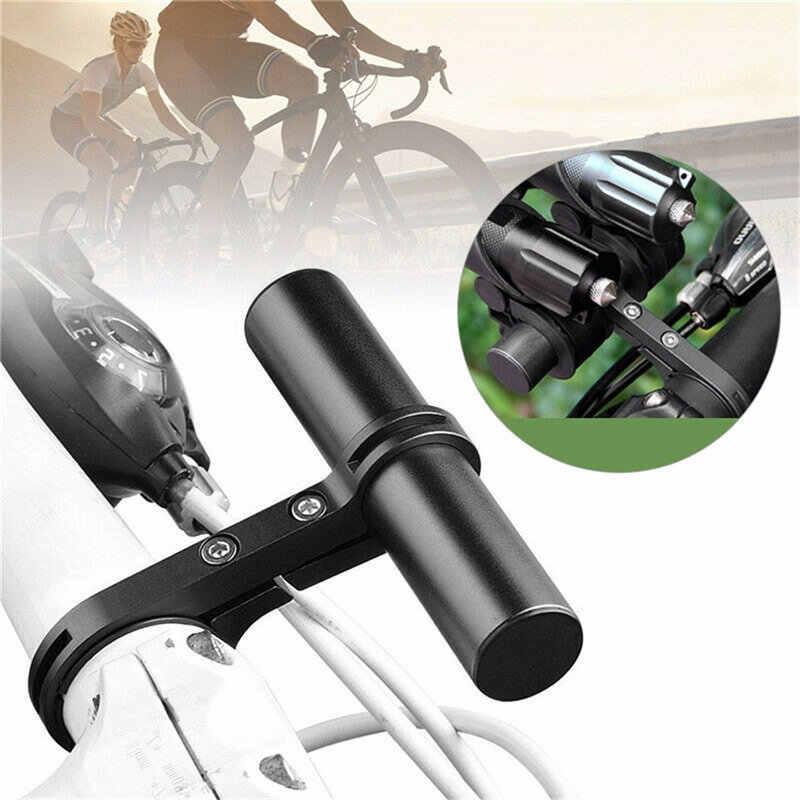 Aluminium Legierung Taschenlampe Halter Griff Bar Fahrrad Zubehör Extender Carbon Rohr Fahrrad Halterung Reiten Verlängerung Auto Frame7