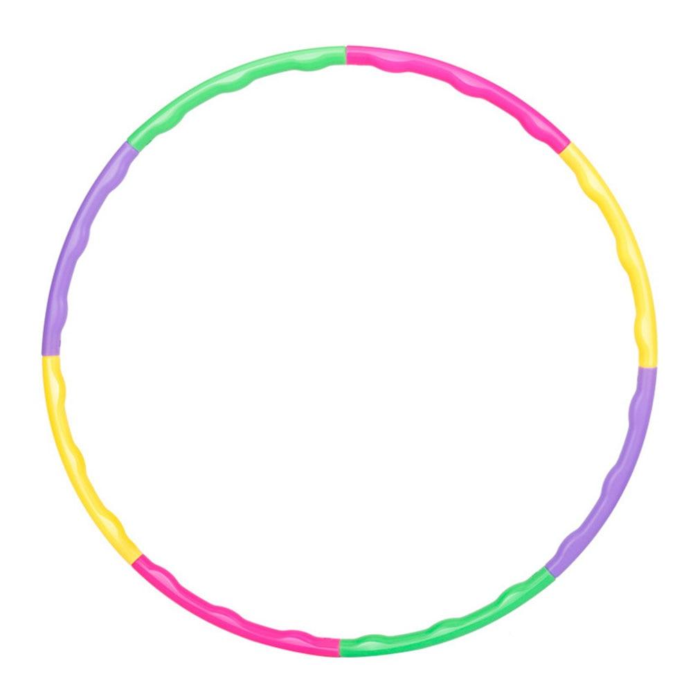 Съемное спортивное оборудование, Детские Портативные тренировочные пластмассовые тренировочные кольца Hoola Circle, детские развлечения