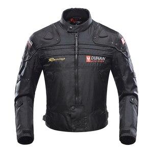 Image 1 - Мужская теплая мотоциклетная куртка с принтом в виде черепашек