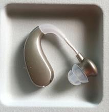 2 CH Onzichtbare Aho Gehoorapparaat Aids Oplaadbare Mini Digitale Draadloze Oor Hoortoestellen Geluid Versterkers Voor Slechthorenden