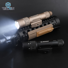 WADSN Tactical Flashlight WMX200 200 Lumens Hunting IR Insight Scout Light Airsoft Weapon Light with QD Mount For Picatinny Rail