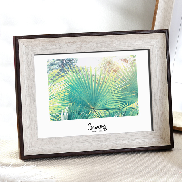 Beautiful Nordic Picture Frame Color: L Size: 7 inch