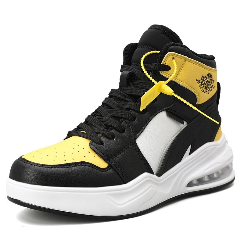 Shoes Men Sneakers AJ Shoes Famous Super Stars Hip Hop AJ Shoes Basket Homme Casual Footwear Skatebording Shoes Boots Zapatilla