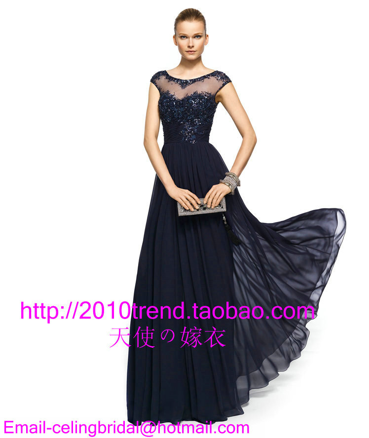Maxi Dinner 2018 Vestidos New Fashion Sexy Elegant Formal Evening Gowns Beaded Long Chiffon Party Mother Of The Bride Dresses