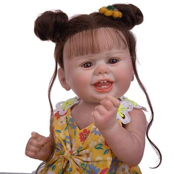 Кукла-младенец KEIUMI 22D144-C603-H177-S34-H162 5