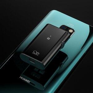 Image 5 - Портативный Hi Fi цифровой аудио декодер Shanling UP4 с Bluetooth, интегрированный аппарат, приемник LDAC, усилитель для наушников