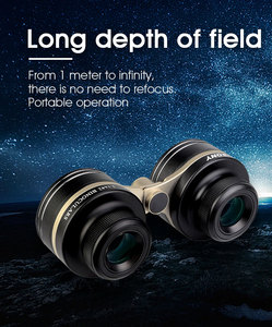 Image 3 - SVBONY SV407 2.1x42mm 26 Degree Super Wide Binoculars Astronomical Telescope for Stellar observation and Theater Perform