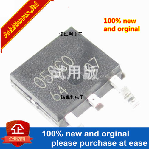 5pcs 100% New Original BA05CC0FP-E2  Low Dropout Linear Regulation TO-252 In Stock