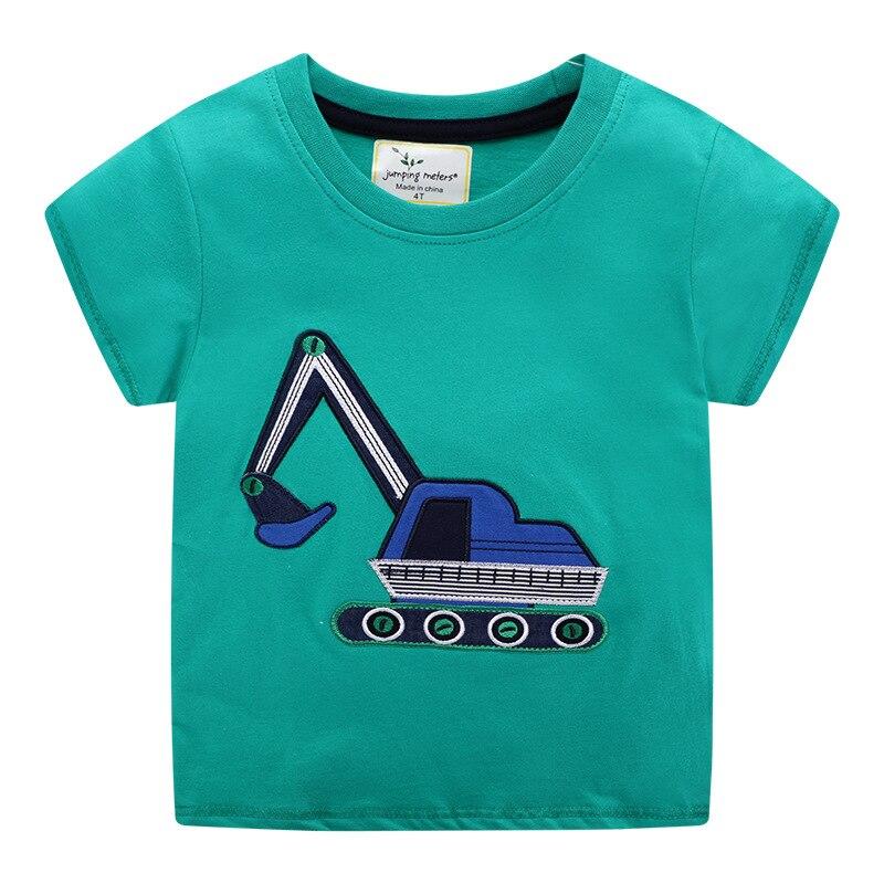 2020 Boys T shirt Kids Clothes T-shirt Summer Top Car Tshirt koszulki koszulka roupa infantil boys tshirts Cartoon Tee shirt New 2