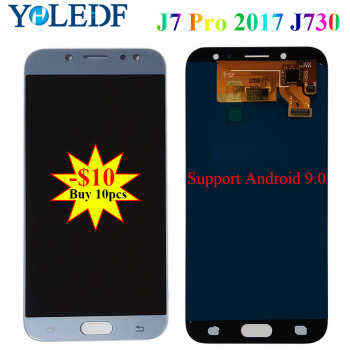 5.5 LCD For Samsung Galaxy J7 Pro 2017 J730 SM-J730F J730FM/DS J730F/DS J730GM/DS LCD Display Touch Screen Digitizer Assembly image