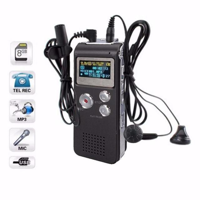 Portable Audio Video Digital Voice Recorders 3