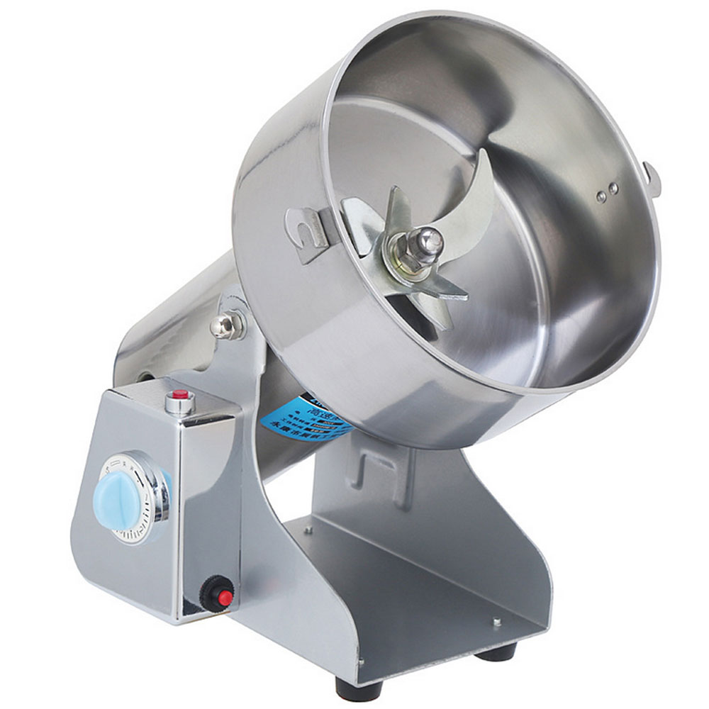 Image 3 - High speed Food Grinder powder mill herb pulverizer 220V 110V coffee cereal grain grinding machine bean wheat rice spice grinder-in Food Processors from Home Appliances