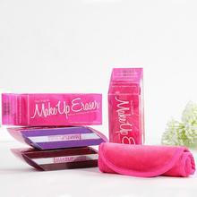 Женское мягкое многоразовое полотенце из микрофибры для чистки лица, салфетка для снятия макияжа, полотенце для лица, инструменты для красоты, банное полотенце, продукт