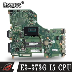 Dla For Acer aspire E5-573G płyty głównej laptopa I5-5257U CPU DA0ZRTMB6D0 NBMVH11006 płyta główna