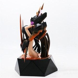 Image 4 - אקסל עולם Kuroyukihime מוות על ידי אימוץ PVC פעולה איור אנימה איור דגם צעצועים סקסי איור אסיפה צעצוע בובת מתנה