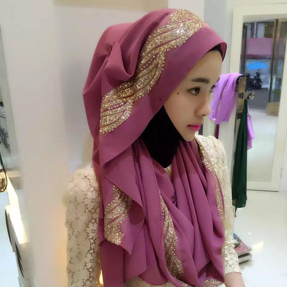 Muslim Fashion Women's Hijabs Fashion
