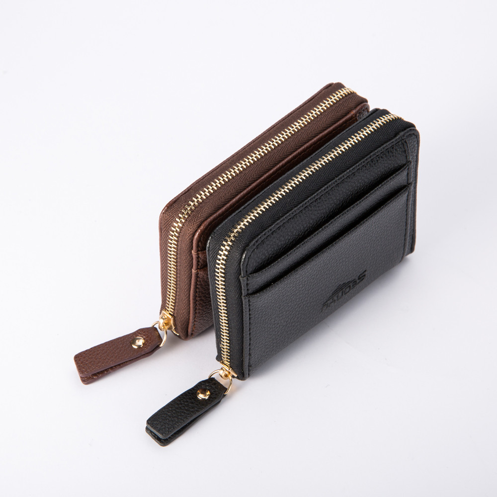 Coin Purse Wallets Short Pocket Men Zipper Small Male Brand Maison Fabre -725 title=