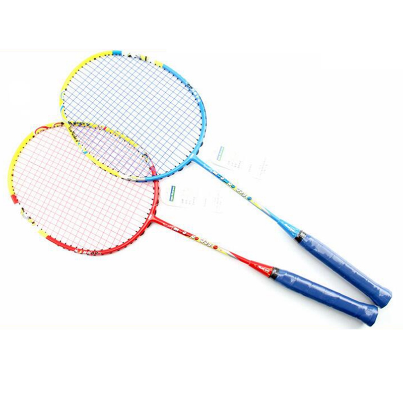 Carbon 4U  Badminton Racquet  With String And Overgrip Raquette Super Light G5 Racket  For Children