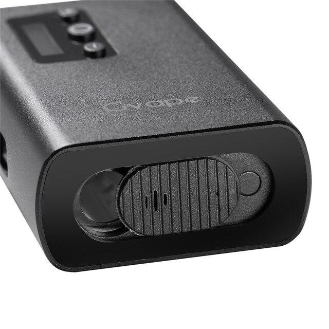 Premium Gvape Tobacco Dry Herb Smoking Herbal Pipe Kit Portable Smoke Accessory Device