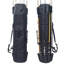 Black Multifunction Fishing bags Rod bag Pesca Carrier Fishi