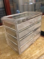 jewelry display box large capacity jewelry box storage box