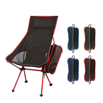 Fishing Chair Portable Outdoor chairs Foldable Seat Camping Hiking Beach chair Lightweight Sightseeing and leisure naturehike portable fishing chair foldable 2 colors steel folding hiking picnic barbecue beach vocation camping chairs
