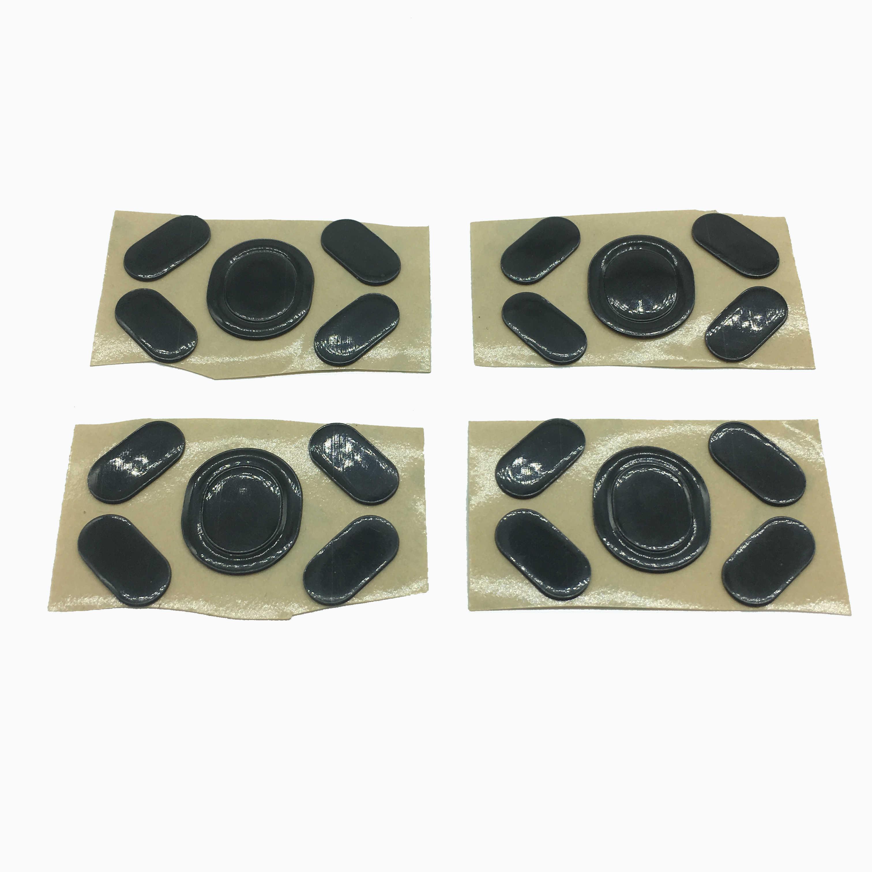 Logitech G102 G Pro Kabel G203 Teflon Penjualan Panas Mouse Kaki Tikus Kaki Mouse Taruhan Kaki Sticker untuk Logitech G102 gaming Mouse