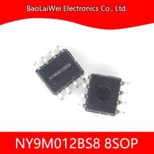 5 шт. NY9M012BS8 8SOP чип Электроника Электроника Компоненты Интегрированные Схемы Активный Одноканальный 1.5A Двигатель Драйвер