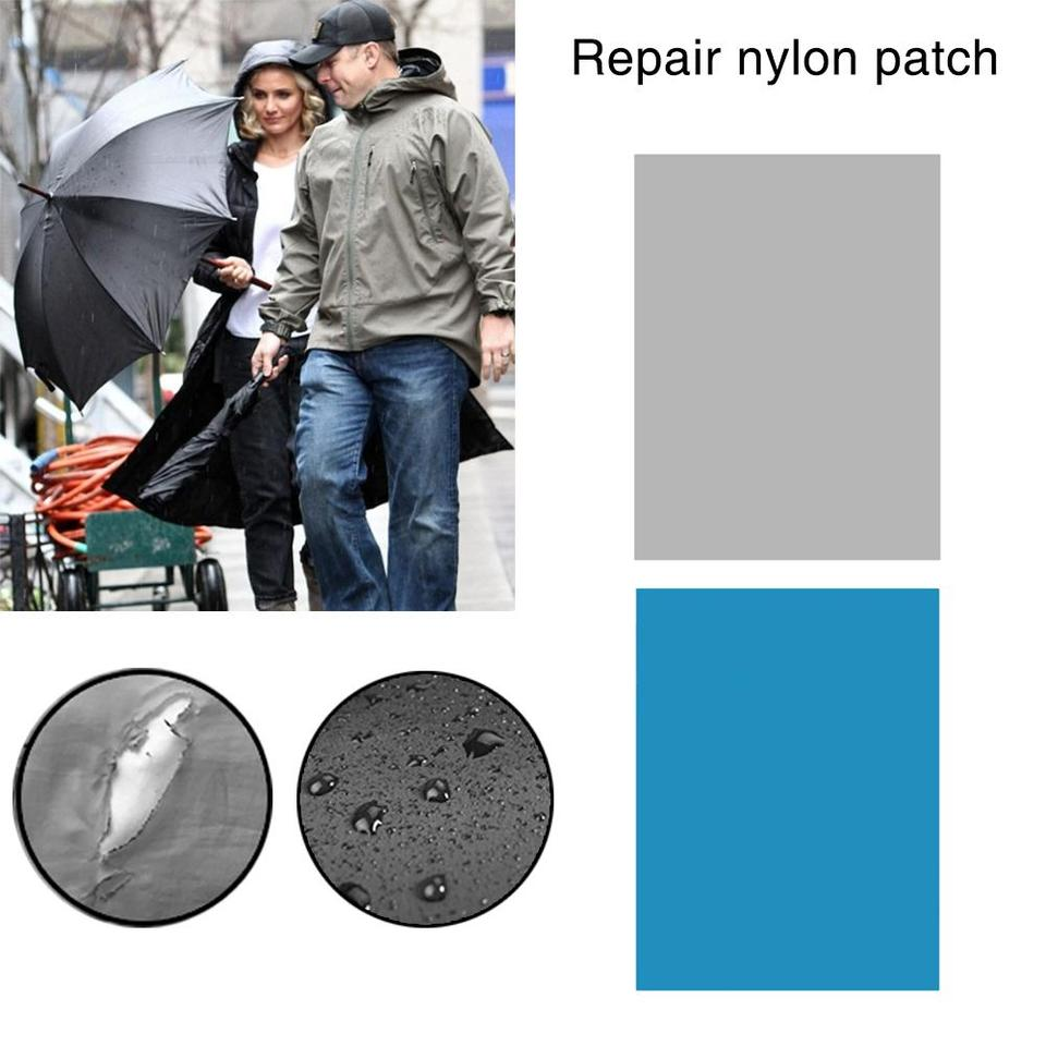 1PC Self Adhesive Patch Tent Accessories Outdoor Camping Hiking Repair Tape JP