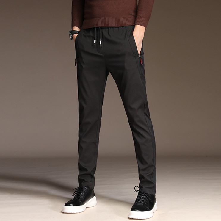 MRMT 2019 Brand Men's Thin Trousers Men Pants For Male Casual Straight Breathable Men Clothes Track Joggers Man Trouser