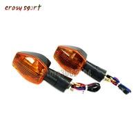 Tylne Turn Signal kontrolka lampy dla HONDA CBR1100XX CBR1100 XX CBR 1100XX 1997 2007 2006 akcesoria motocyklowe na
