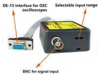 Moduł izolacji różnicowej LOTO oscyloskop IDM01, ochrona napięcia, 800V bezpieczne