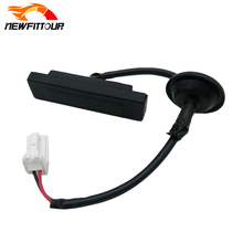Car Trunk Lid Tailgate Opening Switch Push Button Boot Release Switch Without Camera for Hyundai Veloster 2012-2017