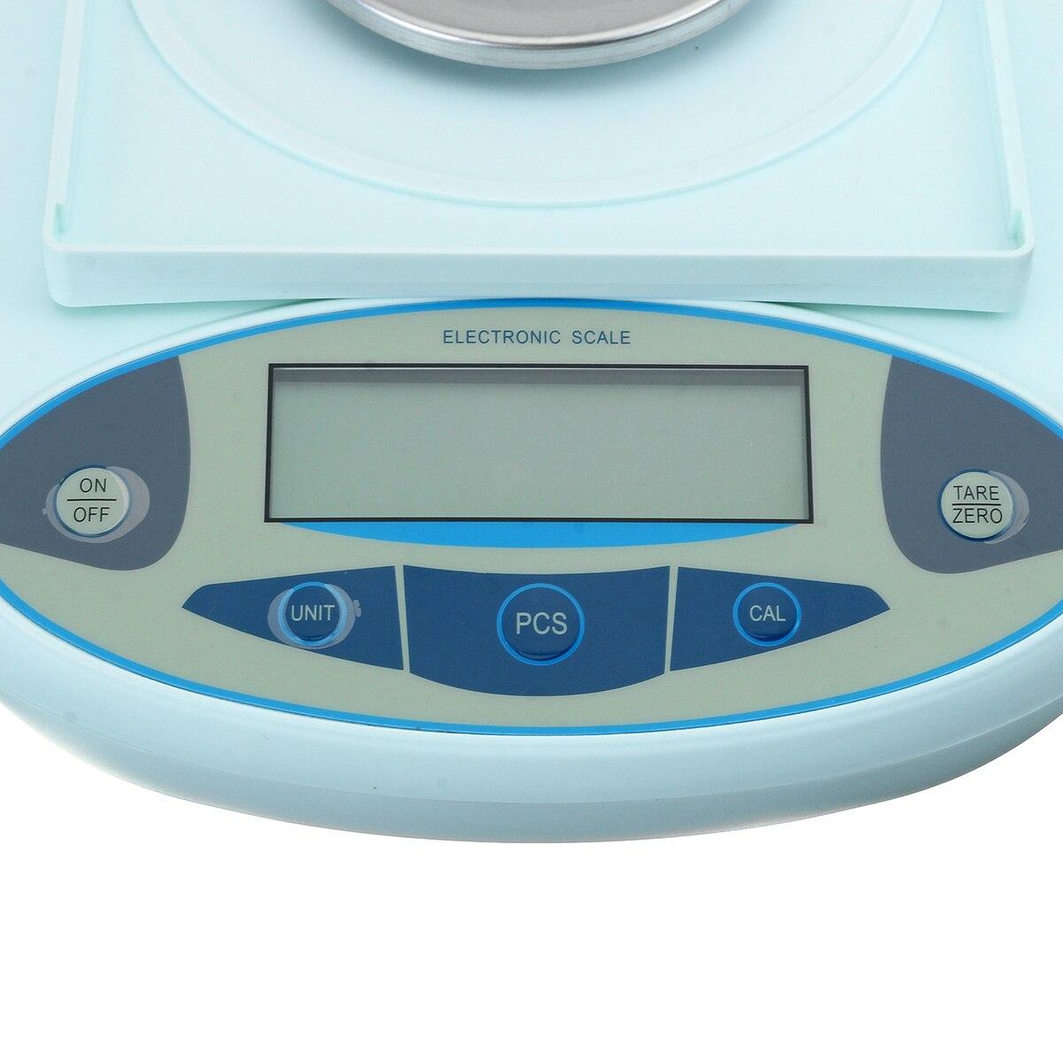 100x0.001g 1mg Balance de poids Balance analytique de laboratoire numérique Balance de précision électronique nouveauté - 5