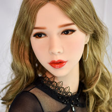 No Tax to EU US RU Beautiful White Girl with Blonde Hair 166 TPE Sex Doll Realistic C Cup Breast(China)