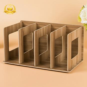 Regały magazynowe na organizery biurowe regały na biurko organizery na biurko drewniane pudełka na magazynki regał na pomieszczenie biurowe YDHS tanie i dobre opinie Drewna A2826