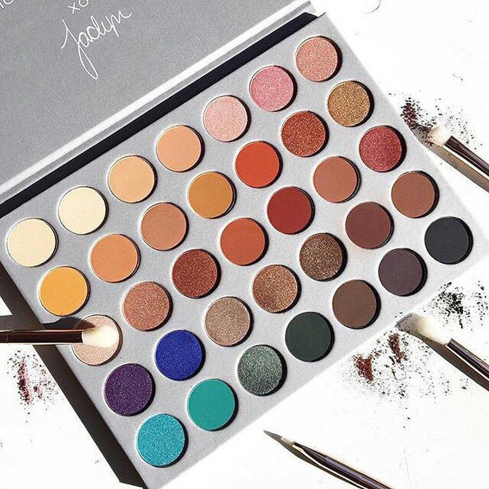 TOMFLOD Original Jaclyn Hill The Vault BLING BOSS Eyeshadow Palette 30 Colors Eyeshadow Professional Makeup