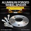 2/4 Uds 12/15/20mm 5x112 adaptador espaciador de rueda diámetro central 66,5 traje para Benz Viano, W203, W211, Coupe W207, SLR y W210