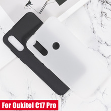 JONSNOW Phone Case for Oukitel C17 Pro Cases Anti Skid Protection Soft Silicone Cover for Oukitel C17 Pro Capa Coque Fundas туфли ferto c17 6115 3